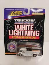 Rare Johnny Lightning Truckin' America 1929 Ford Model A Truck White Lightning