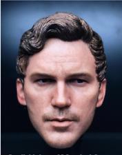 """1:6 Star-Lord 2.0 Chris Pratt head Sculpt F 12"""" Hot Toys Figure"""