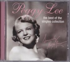 The Best of the Capitol Singles Collection By Peggy Lee CD 2003 Compilation