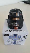 New Star Wars Legion Droid R2-Q5 Stormtrooper Helmet Disney Vinylmation Black