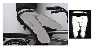 Rainlegs Fahrrad Beinschützer Regenschutz reflective GR: XL