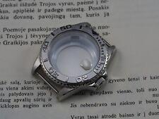 Yachtmaster style watch case ETA 2836 ETA 2824 ST2130 sapphire crystal