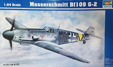 TRUMPETER® 02406 Messerschmitt Bf109G-2 in 1:24