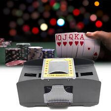 Automatic Card Shuffler Poker Cards Shuffling Playing Machine Battety Us