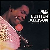 Luther Allison - Luther's Blues (2003) CD