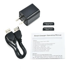 Full HD1080P IP Spy Hidden Camera Camcoder DV USB US Plug Wall Adapter  Charge