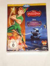Peter Pan / Peter Pan 2 - Neue Abenteuer in Nimmerland NEU OVP