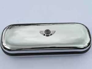 MINI Clubman Countryman car  brand new chrome glasses case  great gift Christmas