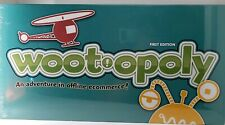 ❀ Sealed 2012 ORIGINAL 1st EDITION E-commerce BOARD GAME WOOT-OPOLY NIP ❀