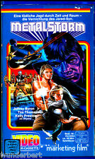 VHS METALSTORM - the destruction of the Jared-Syn (1983) - Jeffrey Byron