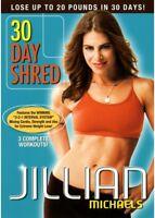 [DVD] Jillian Michaels: 30 Day Shred (Region 1)