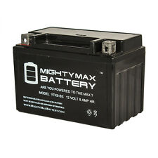 Mighty Max YTX9-BS SLA Battery for EverStart ES9BS Powersport