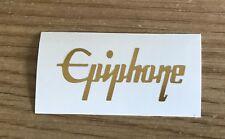1 x Epiphone Guitar logo Sticker / Decal