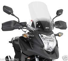 Honda NC750X 2015 GIVI HP1111 HAND GUARDS nc750 specific PROTECTORS pair BLACK