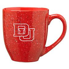 University of Denver - 16-ounce Ceramic Coffee Mug - Red