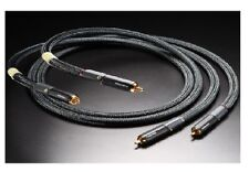 FURUTECH EVOLUTION AUDIO2-RCA 1.2m Interconnect 1set x2 from Japan