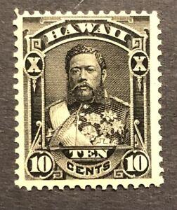 US Poss. Hawaii #40 VF Mint Hinged CV $50 / Price $20 + $1 shipping