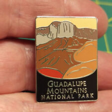 New Traveler Series Pin Guadalupe Mountains National Park Texas Tie Tac Pin