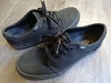 Vans Zapatos-Hombre/Mujer - 5.5 UK/38.5 EU-Negro