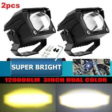 "3"" 100W Offroad Led Work Light 4x4 Headlight Combo Beam  ATV Motocycle Fog Lamp"