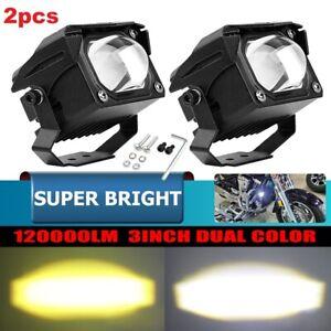 "3"" 100W Offroad Led Work Light 4x4 Headlight Combo Beam  ATV Motocycle Fog Lamp"