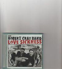 Robert Cray Band- Love Sickness US promo cd single