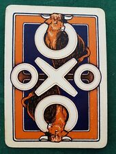 More details for oxo vintage playing cards. 54 cards total - very good condition for age.