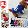 Cute Small Dog Clothes Sweater Warm Puppy Pet Cat Coat Vest Shirt Apparel New