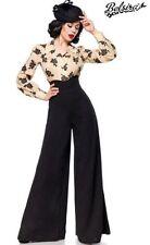 Damenhosen im Marlenehose-Stil aus Polyester