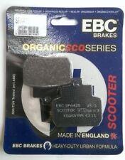 PIAGGIO X9 250 (2005 TO 2006) EBC organica DISCO POSTERIORE PASTIGLIE FRENO