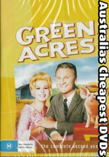 Green Acres The Complete Season 2 DVD NEW, FREE POSTAGE WITHIN AUST REG ALL