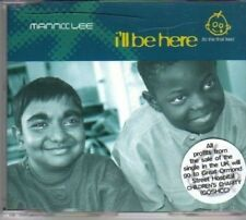 (AO102) Mannixlee, I'll Be Here (To The Fina..- 1998 CD