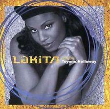 Lakita self titled 10 track 1999 cd Toyona Holloway Speak To The Hand