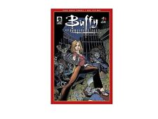 Ribbon graphic Buffy comics import USA No. 1 new Buffy first issue comic book