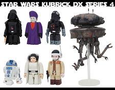 Star Wars Kubrick DX 4 PROBOT Captain Antilles Imperial Dignitary Leia Set 7pcs