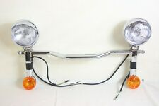 Yamaha Roadstar XV1600 Silverado Motorcycle Cruising Light Bar with Lights