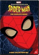 Spectacular Spiderman The Complete Series - 8 Disc Set (2016 DVD New)