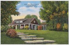 "Pavilion, Kitch-iti-kipi ""The Big Spring"" Manistique, Michigan"