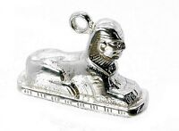 STERLING SILVER SPHINX CHARM