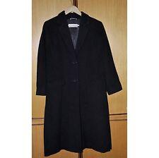 Max Mara Vintage Womens Wool Cashmere Long Coat Size US 10/ F 42/ GB 12