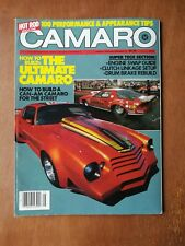 Camaro by Hot Rod Magazine 1984 - Camaro Z28 - Street Machines - Can-Am