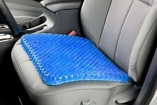 Gel Seat Cushion Truck Car Orthopedic Comfort Office Chair Pain Protection Pad