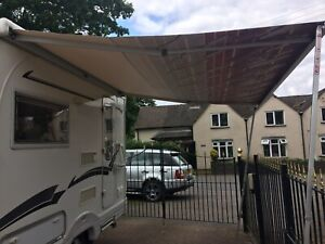 Fiamma 45  Wind Out Awning