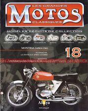 MOTOS CLASSIQUES 18 MONTESA 175 Impala 1962 Histoire La Moto en Allemagne