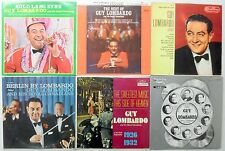 GUY LOMBARDO & ROYAL CANADIANS LOT OF 6 LPs #1860