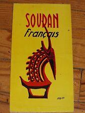 FASCICULE SOUDAN FRANCAIS - J.EY.51