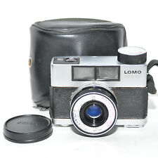 LOMO 135m Analoge Kamera & Objektiv Industar-73 2,8/40 Viewfinder MADE in USSR