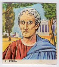 figurina IMPERO ROMANO IMPERIA 1963 REC numero 6