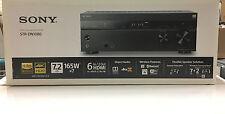 Sony STR-DN1080, AV-Receiver schwarz, Neu in ungeöffnete Verpackung