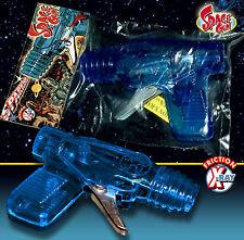 SPACE GUN 70er X RAY GUN SPARKING FRICTION POWERED FUNKENSPRÜHER SCIENCE FICTION